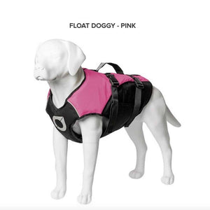 Stunt Puppy Float Doggy in Pink