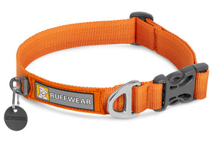 NEW! 2021 Front Range Dog Collar - Soft, Durable
