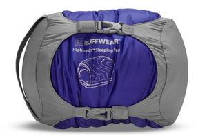 Highlands Dog Sleeping Bag - Lightweight, Packs Away Small