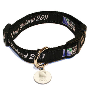 Rugby World Cup 2011 Dog Collar