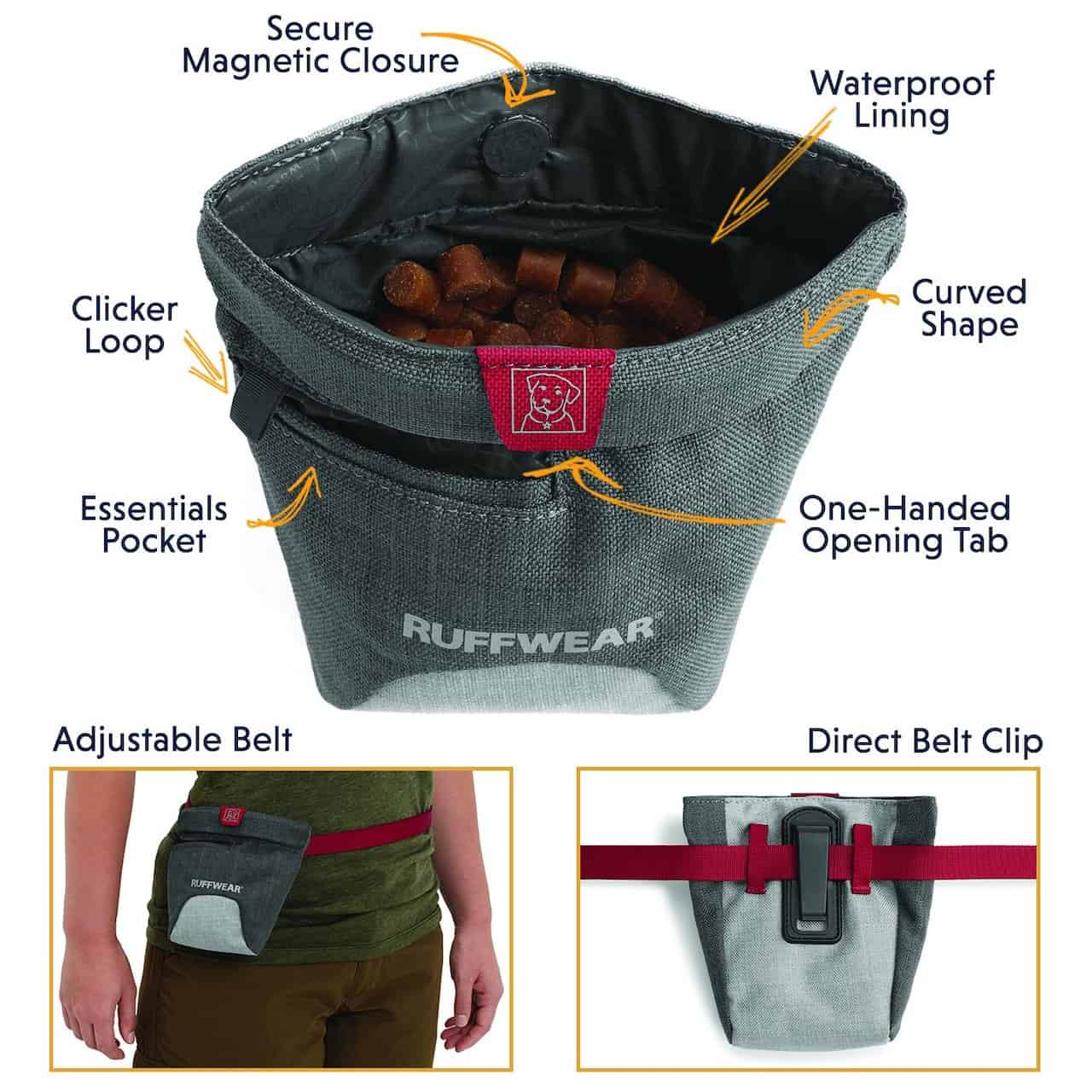 Treat Trader - Waist Worn Treat Bag