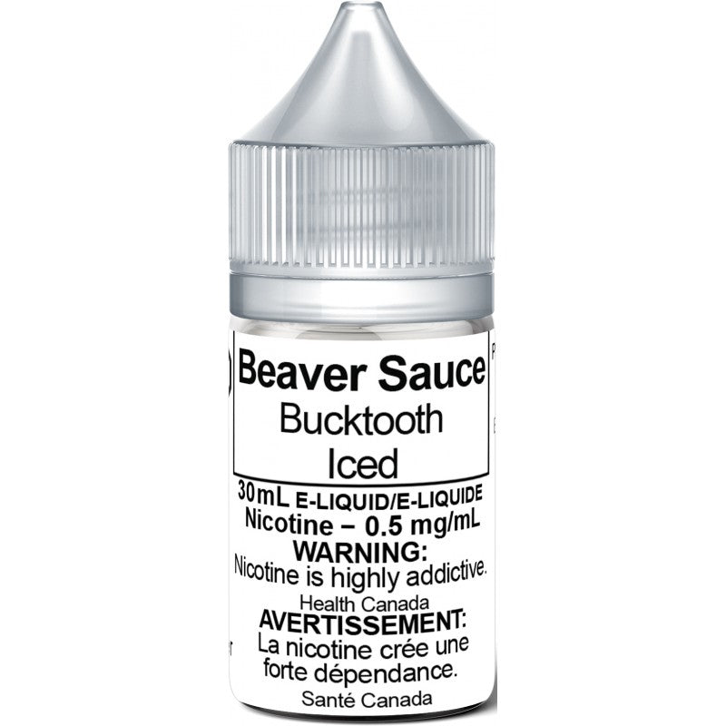BUCKTOOTH ICED BY BEAVER SAUCE - 30 mL