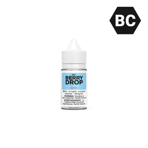 GUAVA BY BERRY DROP SALT [BC] - 30 mL