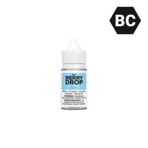 PEACH BY BERRY DROP SALT [BC] - 30 mL