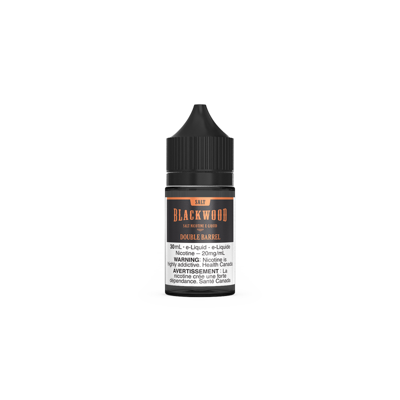 DOUBLE SALT BY BLACKWOOD - 30 mL