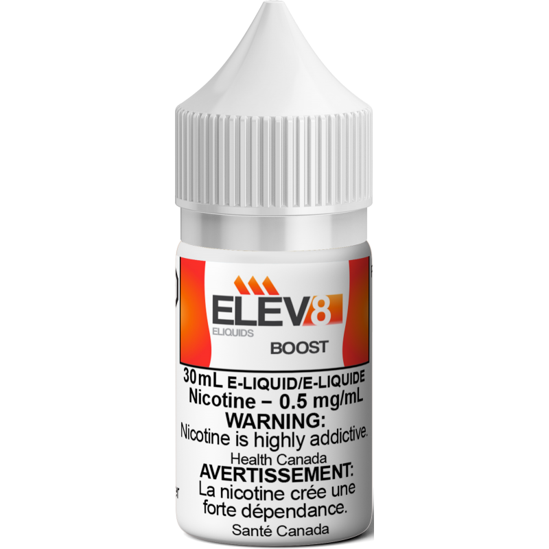 BOOST BY ELEV8 ELIQUIDS - 30 mL
