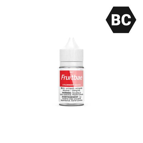 STRAWBERRY GUAVA BY FRUITBAE SALT [BC]- 30 mL