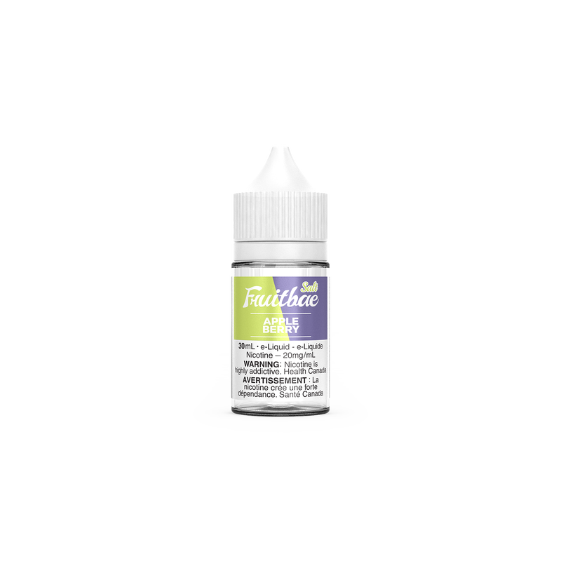 APPLE BERRY BY FRUITBAE SALT - 30 mL