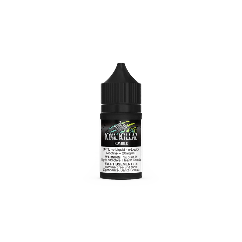 RUMBLE BY KOIL KILLAZ SALT - 30 mL