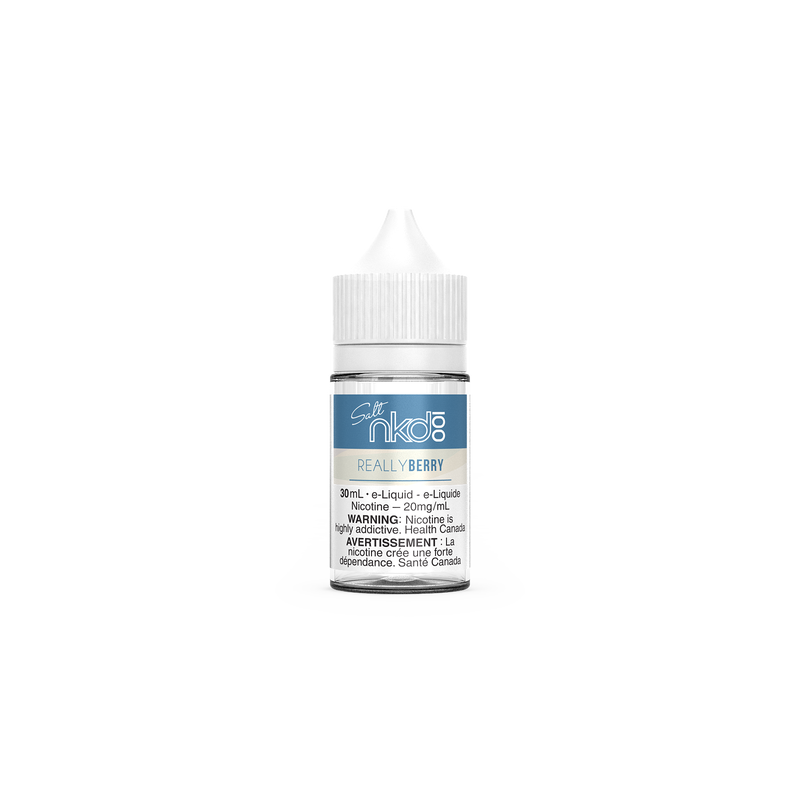 REALLY BERRY SALT BY NAKED100 - 30 mL