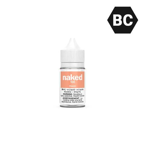 PEACH BY NAKED100 [BC] - 30 mL