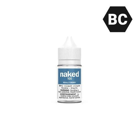 REALLY BERRY BY NAKED100 [BC] - 30 mL
