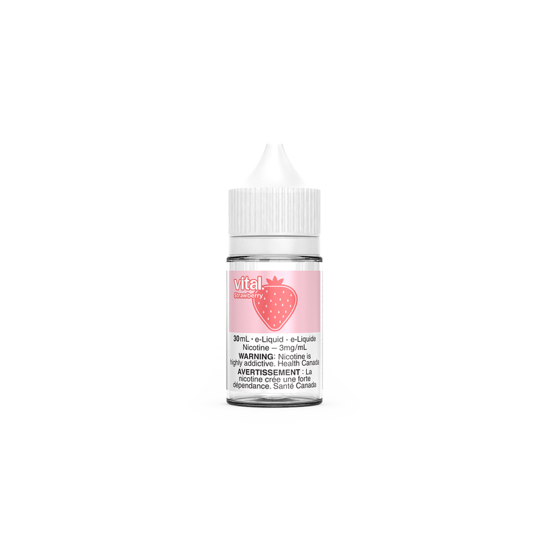STRAWBERRY BY VITAL [BC] - 30 mL