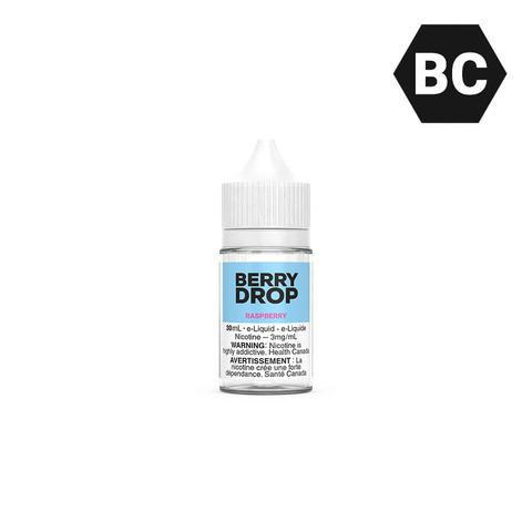 RASPBERRY BY BERRY DROP - 30 mL