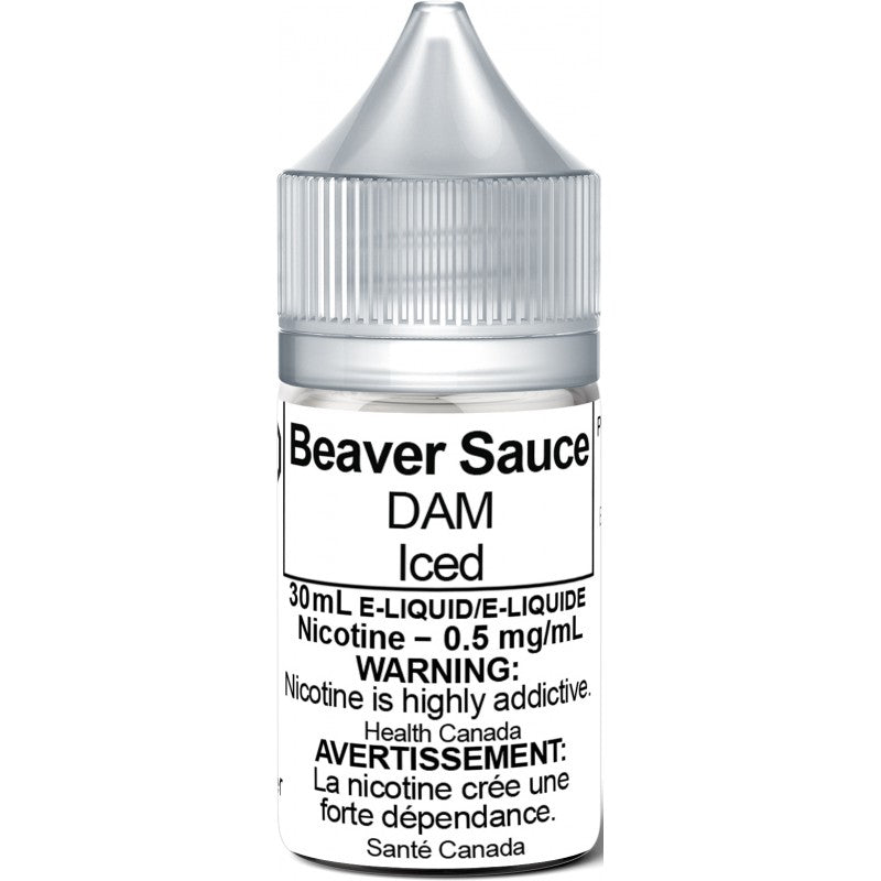 DAM ICED BY BEAVER SAUCE - 30 mL