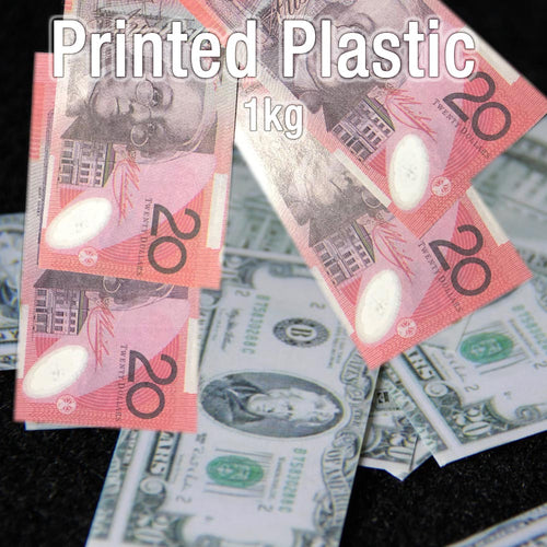 Printed Money Confetti (1kg)