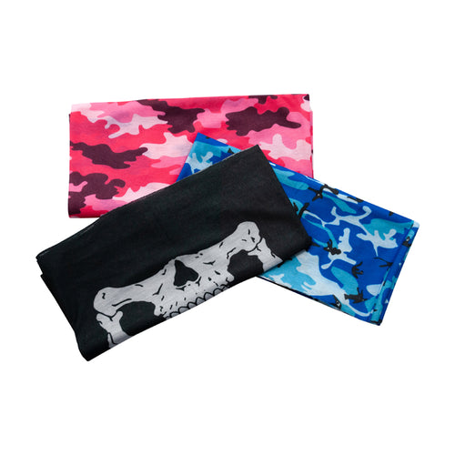 Colour Bandanas