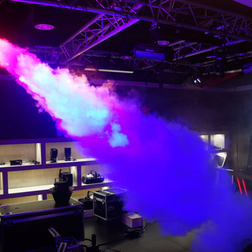 H2VS Super Jet Vertical Fog Machine HIRE