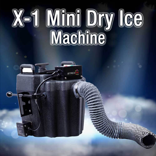X1 Mini Dry Ice Machine