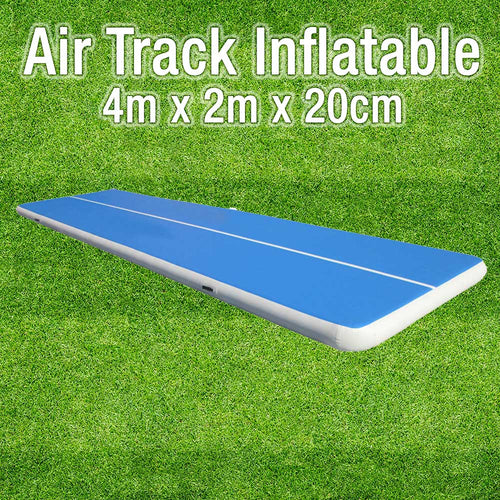 Air Track Inflatable 4m x 2m x 20cm