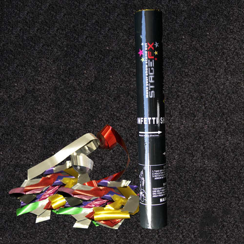 Stage FX Confetti Cannon Cartridges (Handheld)