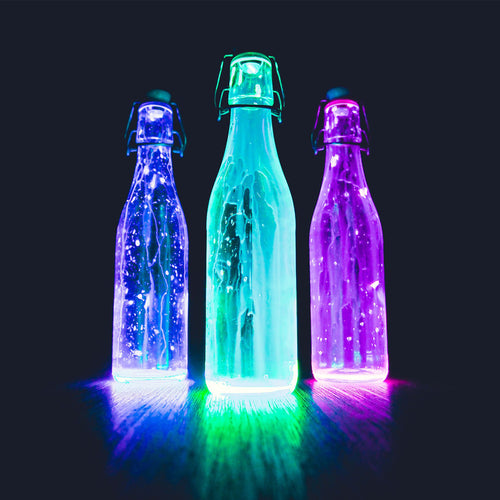 LED Bottle Sticker