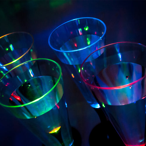 Colourful Champagne Cup