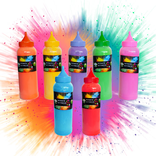 Colour Powder / Squeeze Bottles
