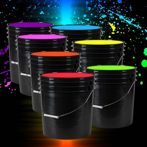 Neon Party Paint 19L (5 gallons)