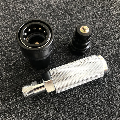 CO2 Hose + Fittings