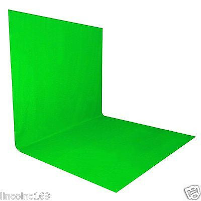 Chromakey Green Screen Backdrop Muslin Studio Lighting Backdrops