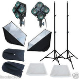 "24"" Studio Lighting Photography Light Kit Linco Flora X"