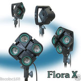 Flora X Photo Studio Video Continuous Lighting Kit Photography Softbox Light