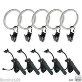 10 pcs Photography Backdrop Clamps Photo Pro Accessory