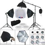 Camera Photo Light Shooting Photography Portable Tent Kit Studio LK284