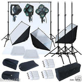 Linco Lincostore Studio Photo Lighting Photography Light Kit