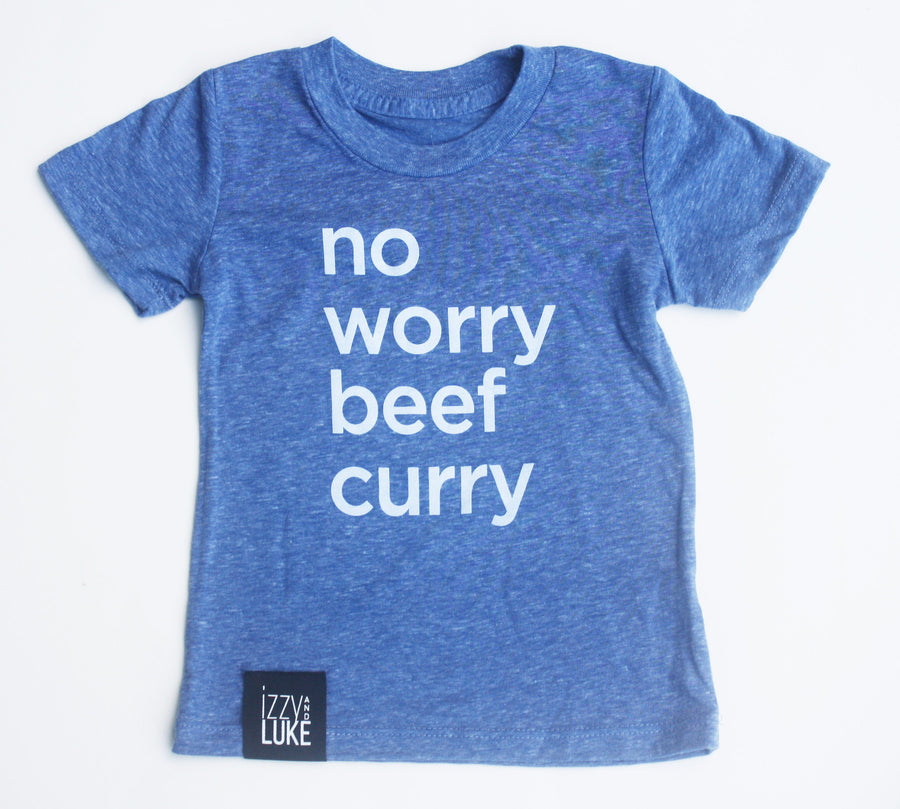 No Worry Beef Curry