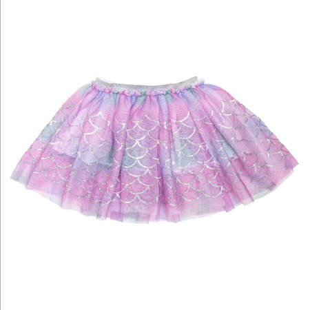 Mermaid Scale Tutu