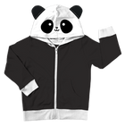 Kawaii Panda Hooded Sweatshirt