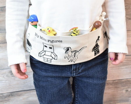 Mini Figures Utility Belt