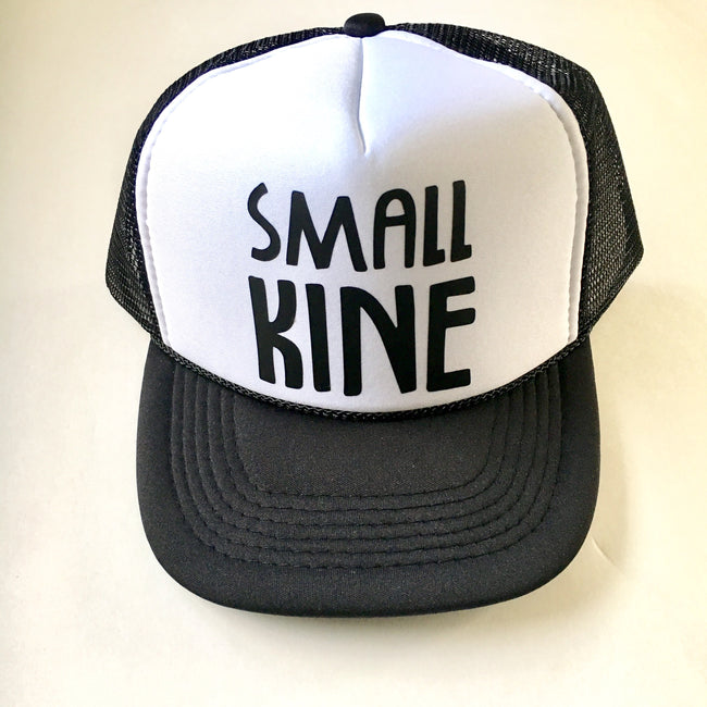 Small Kine Toddler Trucker Hat
