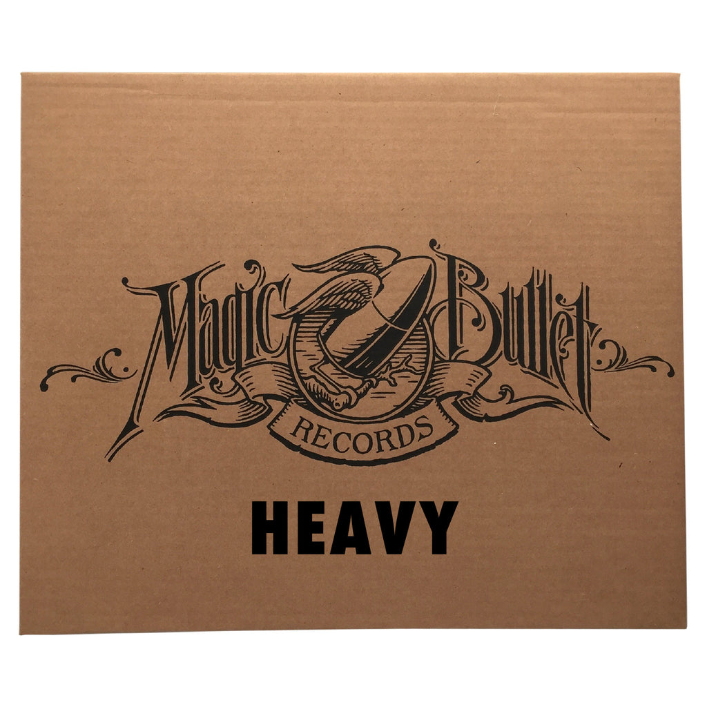 "MYSTERY BOX #2: ""HEAVY"" Vinyl Assortment"
