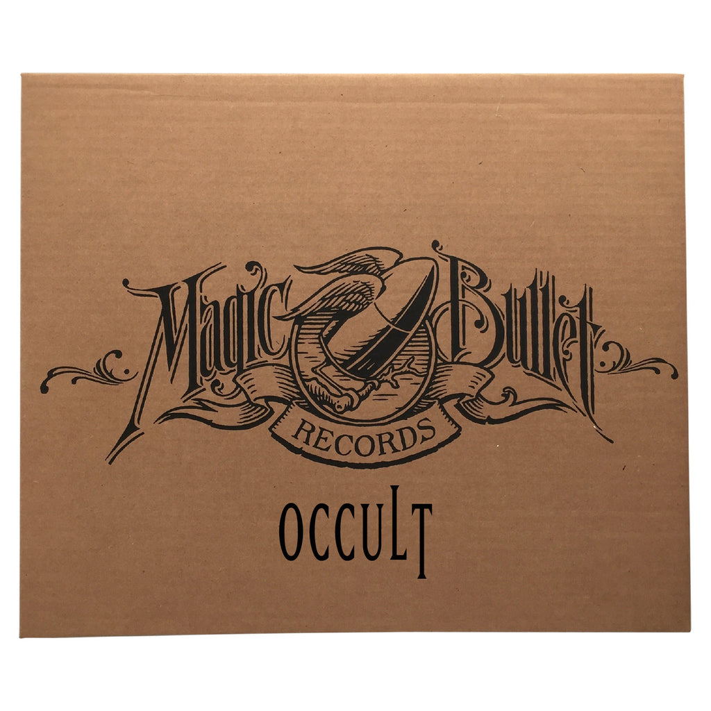 "MYSTERY BOX #3: ""OCCULT"" Vinyl Assortment"