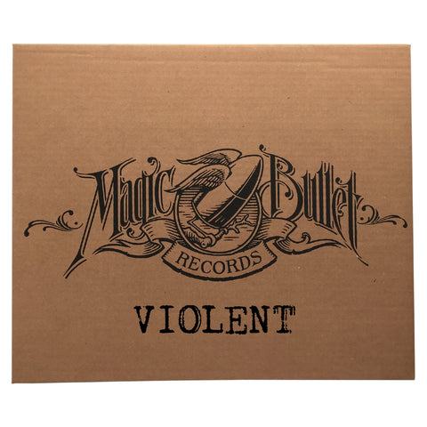 "MYSTERY BOX #5"" ""VIOLENT"" Vinyl Assortment"