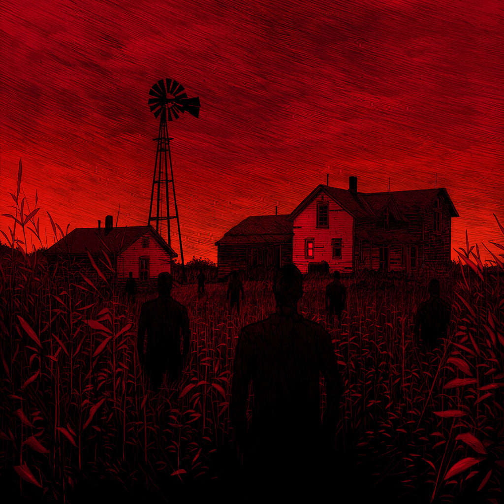 "CORN ON MACABRE ""Discographic Violence"" LP"