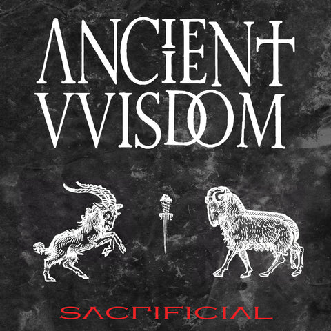 "ANCIENT VVISDOM ""Sacrificial"" CD"