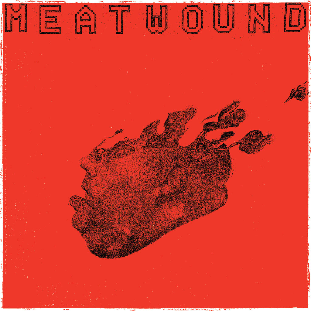 "MEATWOUND ""Addio"" LP"