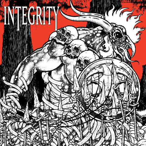 "INTEGRITY ""Humanity is the Devil: 20th Anniversary Edition"" CD"