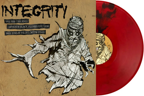 "CERTIFIED RARE: INTEGRITY & POWER TRIP ""Split"" LP /21 - Mindblower Vinyl"