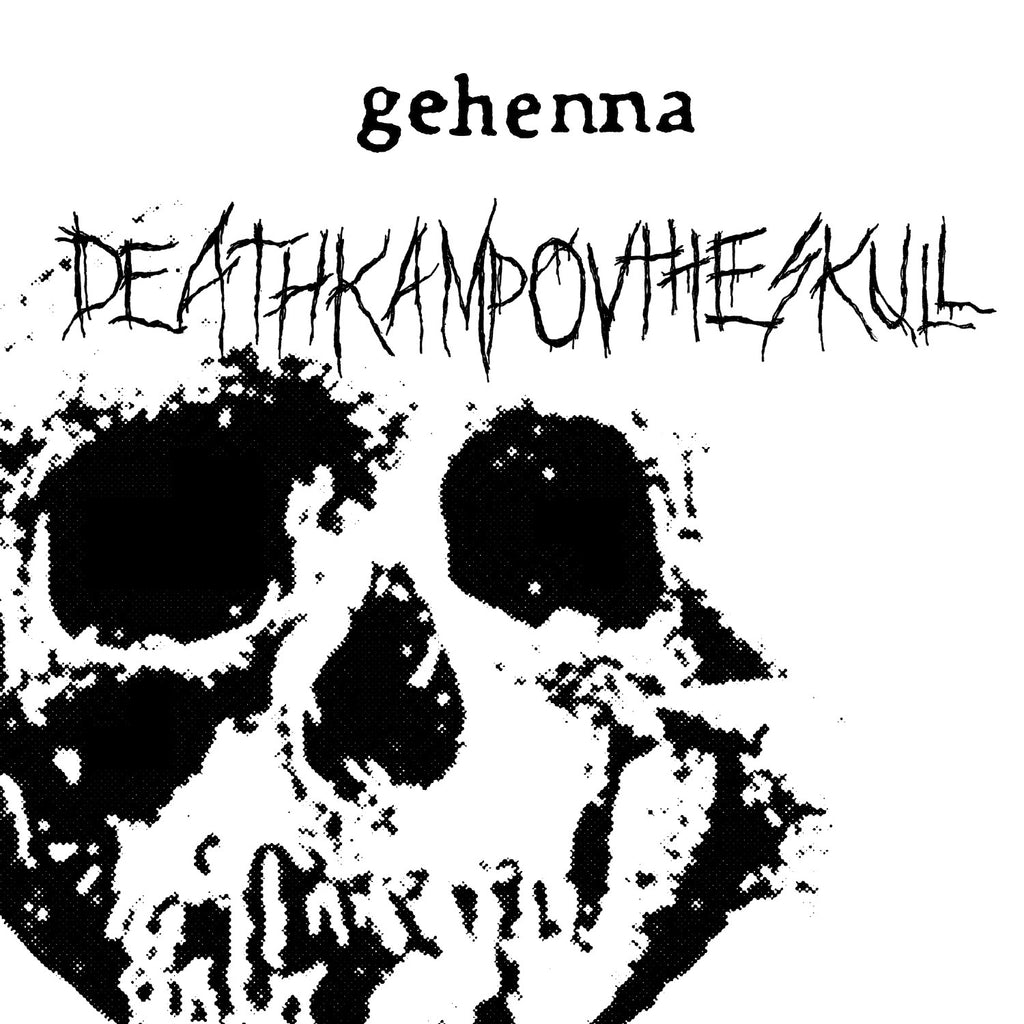 "THE INFAMOUS GEHENNA ""Deathkamp ov the Skull + Funeral Embrace"" CD"